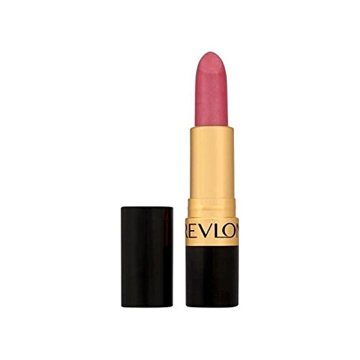モザイク養う暴君Revlon Super Lustrous Lipstick Amethyst Shell 424 (Pack of 6) - レブロンスーパー光沢のある口紅アメジストシェル424 x6 [並行輸入品]
