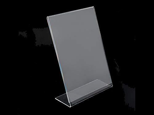 Oedim Marco de Fotos Fabricado en Metacrilato 4mm   Tamaño A3 Vertical (29,7 x 42cm)  Sin Impresión