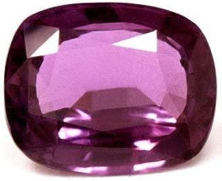 3.00 Carat Untreated Loose Sapphire Cushion Cut Gemstone (GIA Certificate)