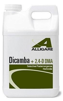 ALLIGARE Dicamba Plus 24-d Herbicide 2.5 Gallon
