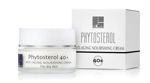 Dr Kadir Phytosterol 40+ Anti-aging Nourishing Cream for DRY Skin 250ml 8.5fl.oz by Dr Dry