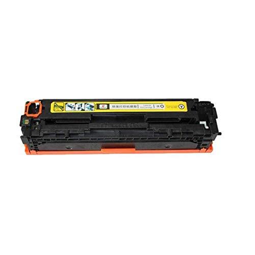 High Performance ArtCE410A CE411A CE412A CE413A Modelo original Compatible con HP CE410A CE411 CE418 CE411 CARTUCHO DE TONER HP PRO 300/400 / M351 / M451 / MFP M375 yellow