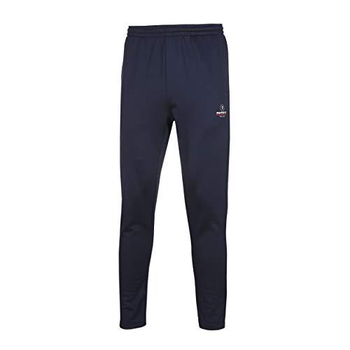 Jogginghose für Herren Tapered Fit - Trainingshose Männer Navy Blau XS, Ideal für Fitness, Fussball, Joggen, Tennis, Patrick Exclusive Line