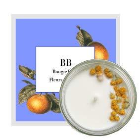 Bougie Bijou Kaarssieraad – Kaars met een Designer Sieraden Binnenin – 24 Karaat Gouden Ketting – Mille-Fleurs Geur – Natuurlijke Soja Wax