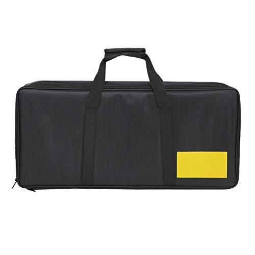 DAUERHAFT Diseño de Mango Duradero Bolsa de Tanque de oxígeno con Cremallera de Material de Nailon 1L, para Almacenamiento Botella de oxígeno de Buceo, para Exteriores