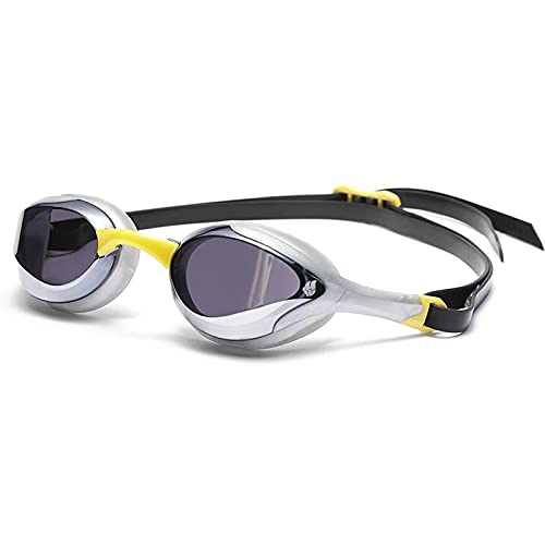Gafas de Natación Antivaho, Protección UV Gafas para Nadar,Sin Fugas Ajustable Gafas de Buceo para Adultos Hombres Mujeres