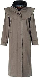 Ladies Malvern Waterproof Long Bush Coat