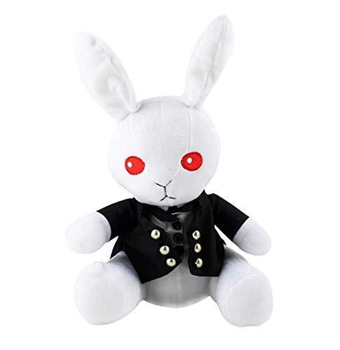 Kuroshitsuji Black Butler Plush Doll Rabbit Cosplay Ciel Phantomhive Stuffe'd Toy For Children 25Cm LATT LIV
