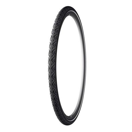 Michelin PROTEK - Cubierta de bicicleta, flanco reflectante, 700 x 28c