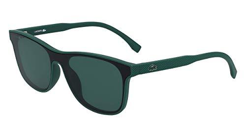 LACOSTE EYEWEAR L3634S gafas de sol, verde, 4818 Unisex Niños