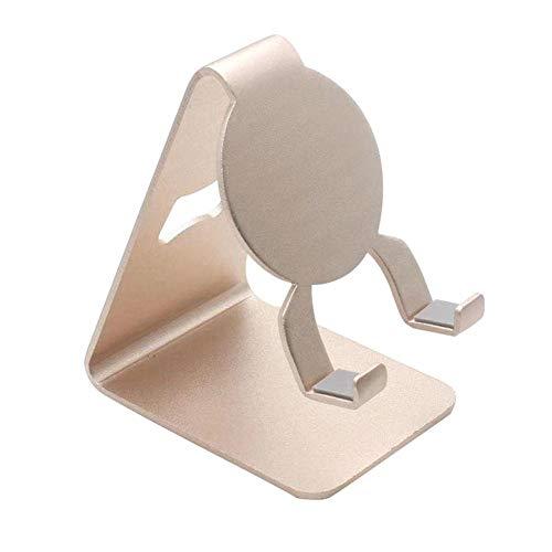 Universele houder voor telefoon, dock voor tablet, houder voor telefoon, desktop, laptop, smartphone, tafel, geschikt voor alle tablets en telefoons