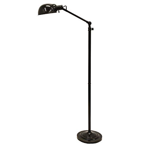 Decor Therapy Floor Lamp PL3897, 9.57w 12.4d 71h, Restoration Bronze Plated