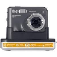 HP Photosmart R818 Cámara Digital (5 Mpx, 5-Zoom óptico, 32MB Memoria Interna, SD-Ranura para Tarjetas)