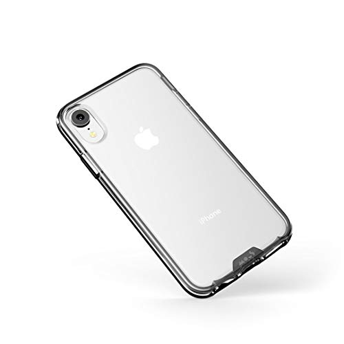 Mous - Transparent Clear Protective Case for iPhone X/XS - Clarity - No Screen Protector