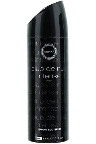 Armaf Men Club De Nuit Intense Perfume Body Spray For 200ML