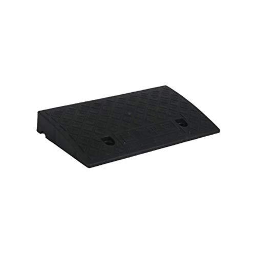 Buffer-Feng, 5-13 cm, driehoekig, kunststof, zwart, pad, restaurant, bar, drempelramps, oud, gehandicapten, rolstoel, multifunctioneel, toegankelijk.