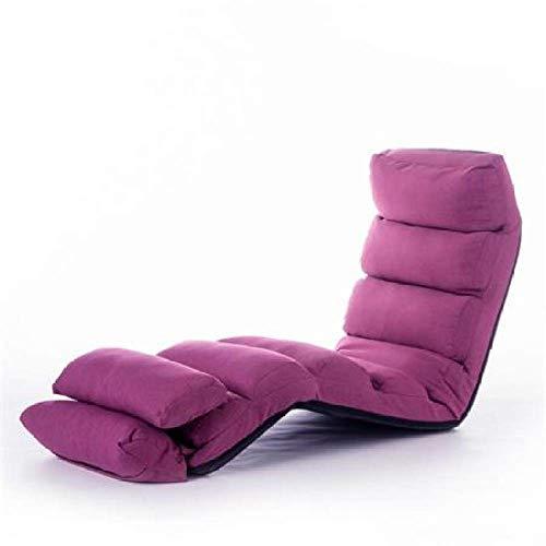 Stoel LKU Luie sofa tatami opvouwbare lakens mensen slaapkamer balkon kamer klein schattig meisje, stijl 8