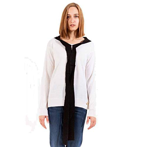 Love Moschino W S 2G1 00 X 0104 Maille Femme Blanc 4223 48