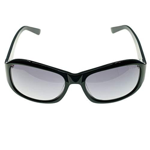 CHRISTIAN GAR Neo N111-1 61-19 128 Gafas De Sol Para Mujer Colección Neo Complementos 2020 Montura De Plástico Color Negro