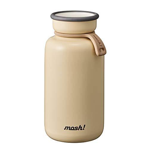 ドウシシャ(Doshisha) レッド 450ml 真空断熱 マグボトル mosh!(モッシュ!) ラッテ DMLB450RD