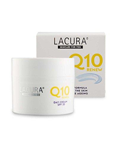 Aldi Lacura RENEW Q10 Tagescreme Anti-Falten mit SPF 20 50ml / Aldi Lacura RENEW Q10 Day Cream Anti-Wrinkle with SPF 20 50ml