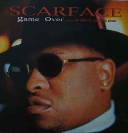 Scarface - Game Over - Virgin Records America, Inc. (Europe)