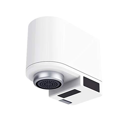 Adaptador automático de sensor de movimiento del grifo de agua automática para fregadero de cocina, baño de mano libre, sensor de grifo inteligente