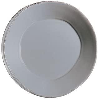 Vietri Lastra Pasta Bowl, Grey
