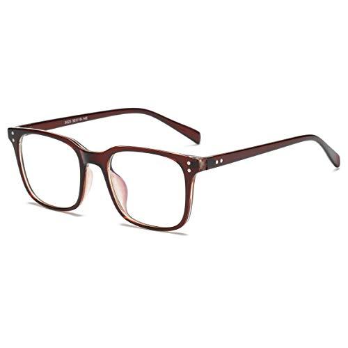 Dollger ブルーライトカット メガネ PCメガネ 度なし 超軽量 UVカット 紫外線カット 伊達メガネ パソコン用メガネ 透明レンズ ウェリントン おしゃれ メンズ レディース