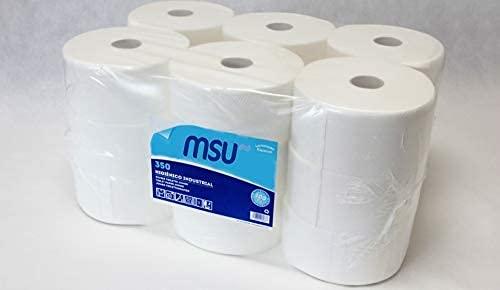 Papel Higiénico Industrial Wc Marca MSU
