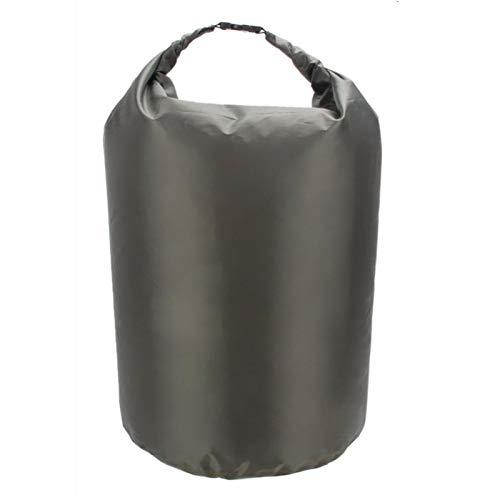 Mochila Impermeable Bolsa Seca 2/8/40 / 70l Ultraligero Impermeable Bolsa de PVC Bolsa de PVC Rafting Camping Senderismo Senderismo Herramientas al Aire Libre Viaje (Color : Army Green 70L)