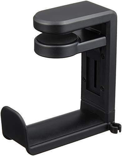 サンワサプライ 回転式ヘッドホンフック ブラック PDA-STN18BK