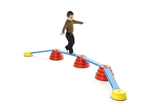 Build 'N Balance Curs (10 piezas)