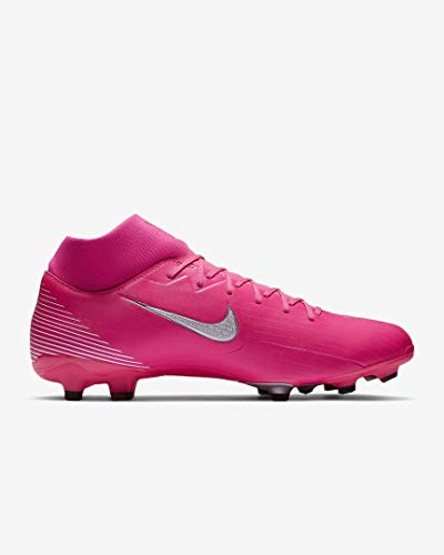 Nike Superfly 7 Academy Mbappé Rosa MG - Botas de fútbol para hombre