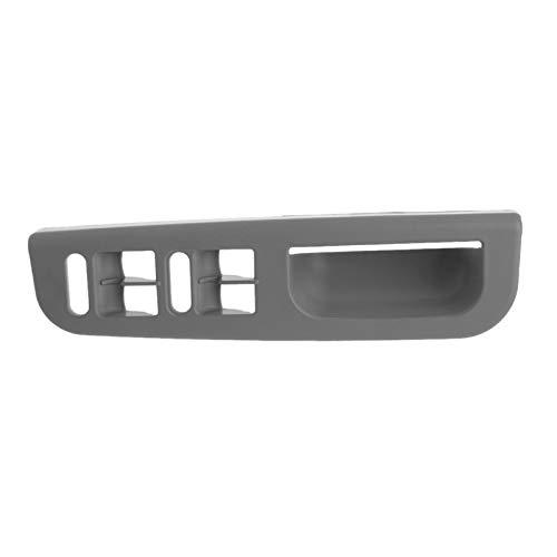 Interruptor de la ventana 1 unid puerto de la puerta del interruptor de la ventana del interruptor de control de la ventana Bisel compatible con VW Passat B5 Jetta Bora Golf MK4 Oct10 Drop Bip Reempla