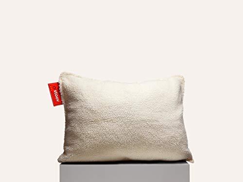 Stoov Ploov 45x60 Woolly Woolly White