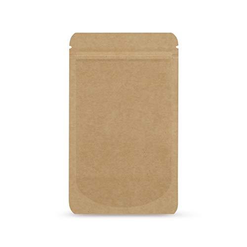 Elke Plastic Staande Tas Kraft Papier 85 x 140 cm