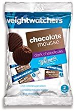 Weight Watchers Double Chocolate Mousse, 3.25 oz. Bag