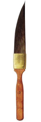 da Vinci Série 700 Sword Striper Brosse, Poils, cèdre, 13 x 1.2 x 30 cm