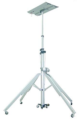 KSF CM520   Tragbarer elektrischer Montagelifter, Markisenlift Storenlift, Pergola Terrassendächer Lift, Montagelifter für Klimaanlagen u. Lüftungsbau (5.20m, 90kg