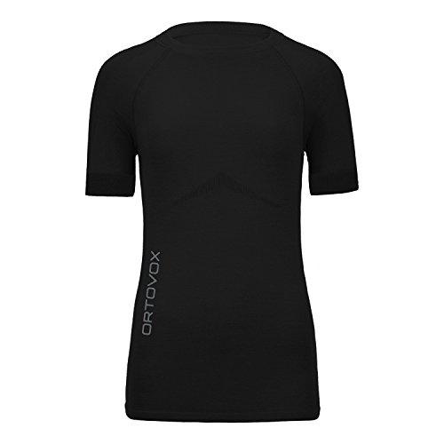 Ortovox W's Merino Competition T-Shirt pour Femme XS Black Raven