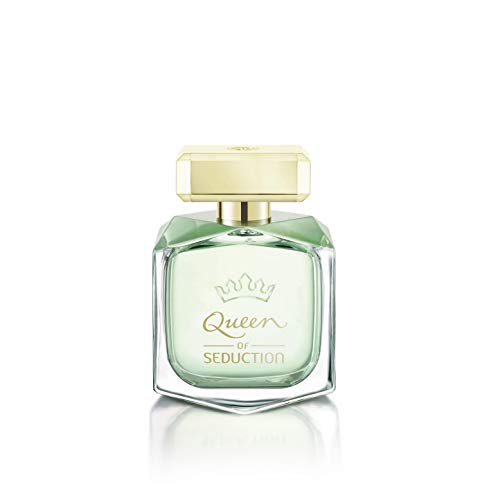 Antonio Banderas Queen Of Seduction Agua de Colonia - 50 ml