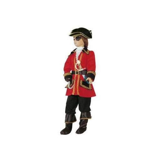 Party Street, Petite Capitaine Crochet
