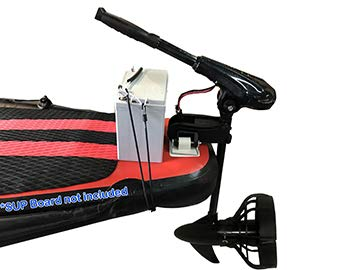 Buy Waterblade 24v Electric Trolling Motor 86Lbs Thrust with Propeller Safety/Protection Cage