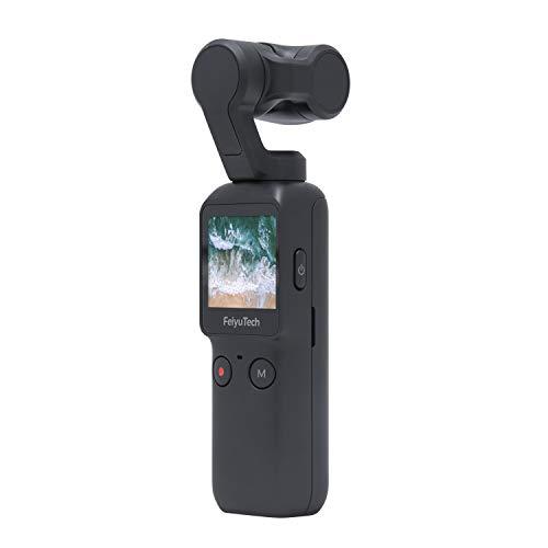 Feiyu Pocket 3 assi 1080P WiFi 4K 8.51MP HD Gimbal Camera Stabilizzatore Telecomando Bluetooth