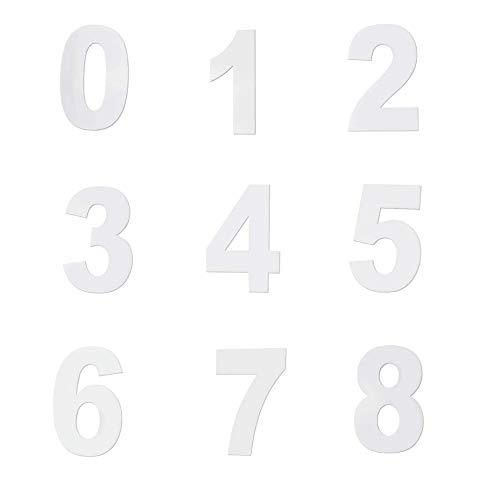 Zasiene Molde para Tartas con Número 9 Piezas Moldes Número para Tarta 10 Pulgadas Reposteria y Pasteleria Utensilios para Aniversario Bodas Cumpleaños Accesorios para Hornear(6 y 9 comunes)