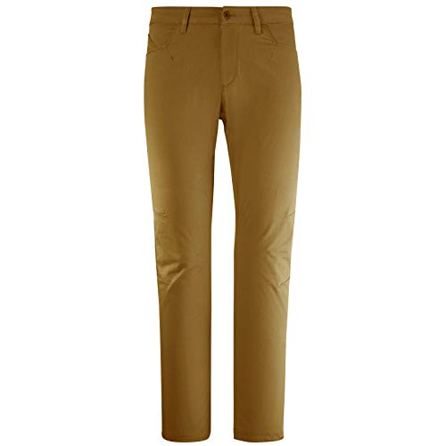 Millet - Carbon Light Pant M - Pantalon d Escalade Polyvalent Homme - Escalade, Randonnée, Lifestyle - Brun
