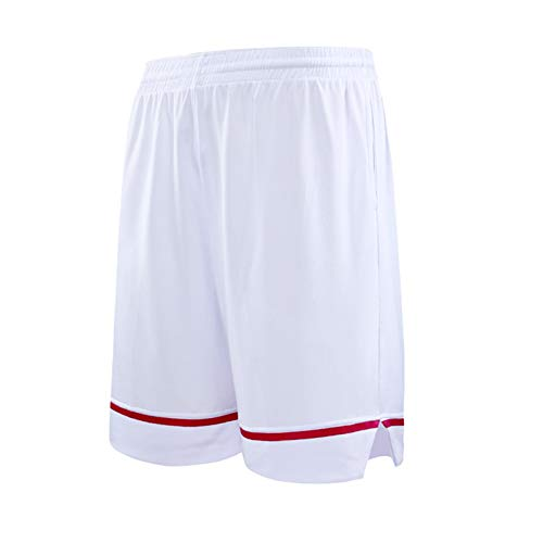 Black Icon Swingman Basketball-Shorts, Edition Swingman Icon Replica Team Shorts Gr. 56, weiß