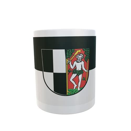 U24 Tasse Kaffeebecher Mug Cup Flagge Naila