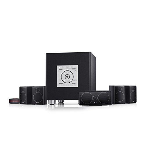günstig Teufel Concept E Schwarz 5.1 Kanal Digital Speaker Set 470W – Lautsprecherständer… Vergleich im Deutschland